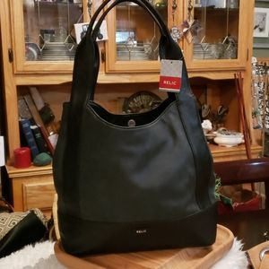 Brand new with tags Relic Black Shoulder Bag